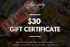 Coffylosophy $30 Gift Certificate