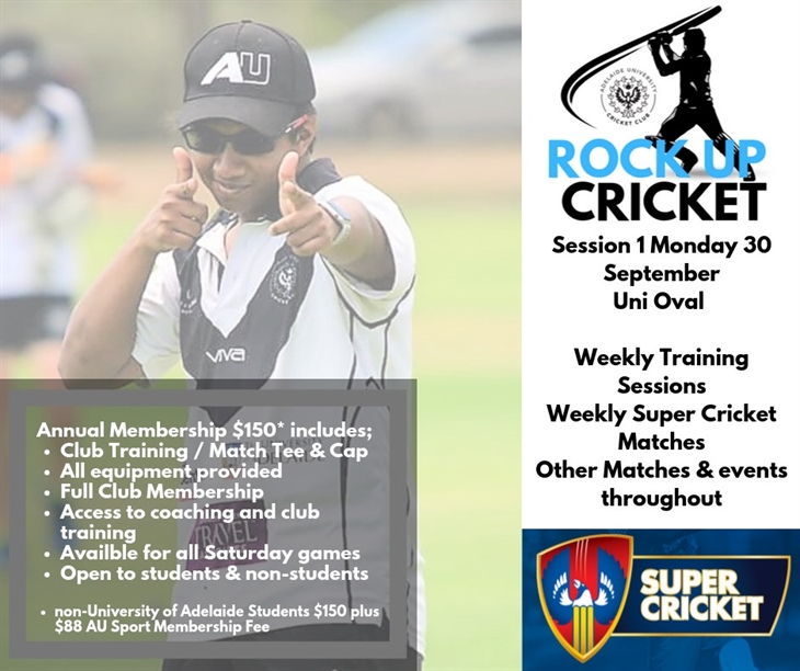 Rock  Up  Cricket 2019