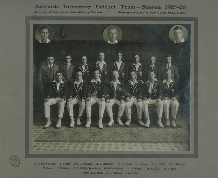 1925  Premiership team